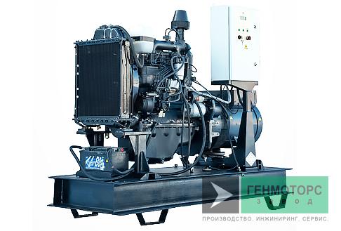 Дизельный генератор (электростанция) ММЗ АД-16