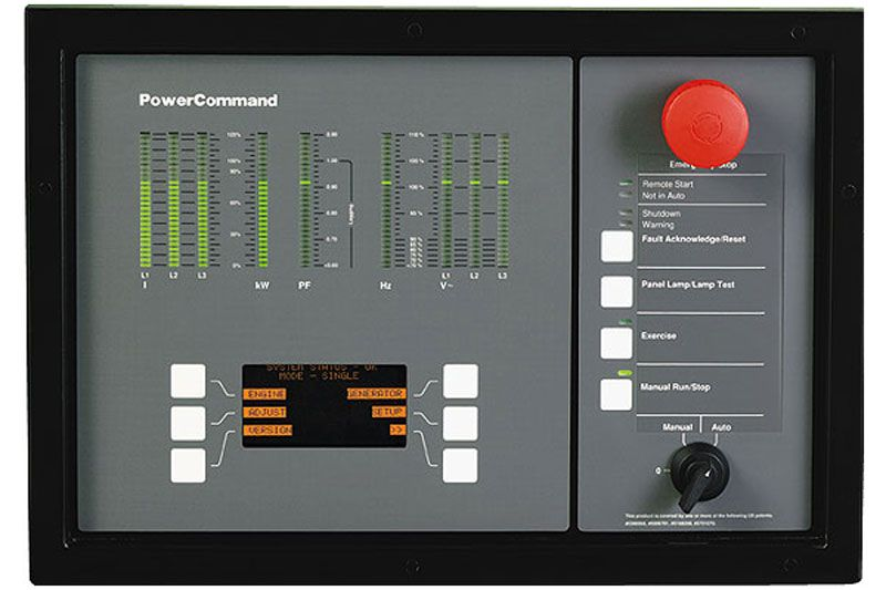 Power Command Control 3201